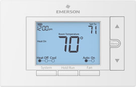 Emerson UP310 Programmable Thermostat