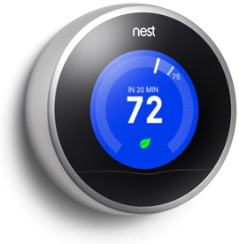 nest 2nd generation t200577 thermostat