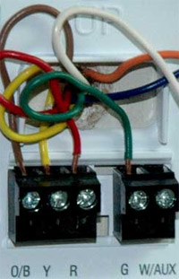 coloredwires thermostat wiring for dummies how anyone can do it wiring up thermostat at n-0.co