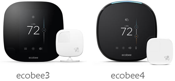 ecobee3 vs ecobee4