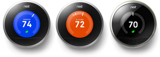 Nest Thermostat Review, 2nd AND 3rd Generation